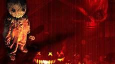 Horror Pumpkin Wallpaper by Trick R Treat Horror Thriller