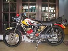 Modif Rx King Terbaru by Gambar Modifikasi Motor Yamaha Rx King Terbaru 2015