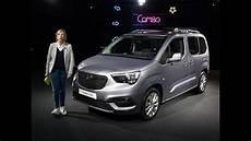 A Bord De L Opel Combo 2018