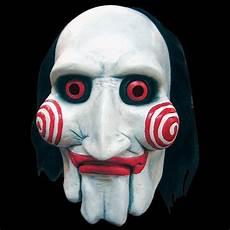 Saw Puppet Horror Mask Jigsaw Masks
