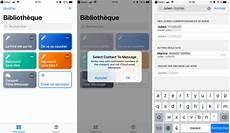 comment programmer l envoi d un sms avec un iphone