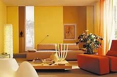 Wohnen Mit Farbe - trendfarben quot mango quot und quot honey quot sch 214 ner wohnen farbe