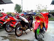 Mio J Modifikasi by Mio J Modifikasi Thailand Thecitycyclist