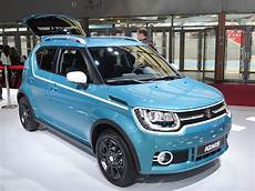 Suzuki Ignis 2017 Preis Update Autozeitung De