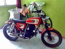 Jual Motor Modifikasi Murah by Honda Cb 100 Modif Japstyle Original Jual Motor