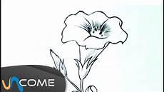 disegni di fiori a matita disegna un fiore facilmente