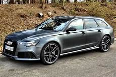 Audi S6 Station Wagon The Wagon