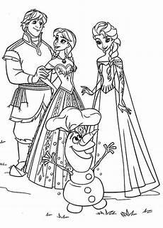 Terbaru 16 Gambar Kartun Hitam Putih Frozen Richa Gambar