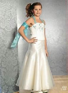 Robe De Demoiselle D Honneur Pour Petites Filles Mode