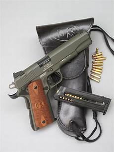 Essai Armes Pistolet Sig 1911 22 Et Choix D Un Holster