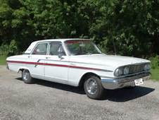 1964 Ford Fairlane Sport Coupe 4 Door Classic Car 302 V8