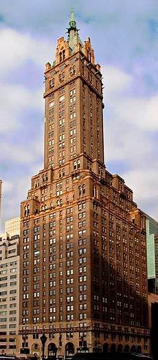 daytonian in manhattan the lost new netherlands hotel 5th avenue and 59th street