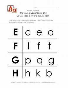 preschool lowercase letter worksheets 24490 alphabet worksheets for preschoolers view and print this uppercase and lowercase letters
