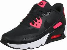 nike air max 90 ultra 2 0 gs shoes black pink