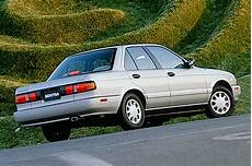 how cars work for dummies 1994 nissan sentra navigation system 1991 94 nissan sentra consumer guide auto