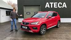 2018 seat ateca suv fr spec test drive would i buy one