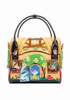 irregular choice disney princess snow white happily ever after handbag
