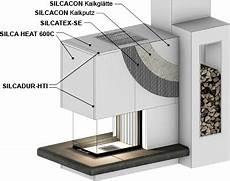 kaminverkleidung selber bauen kaminbauplatte silca heat 600c 1000x626x35 mm bis 1000 176 c