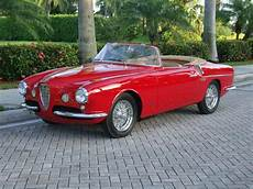Cabriolet Alfa Romeo Alfa Romeo 1900 Sprint Cabriolet 1955