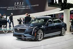 2020 Cadillac CT6  Cars Specs Release Date Review And