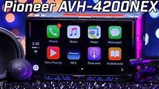 pioneer avh 4200nex apple carplay android auto