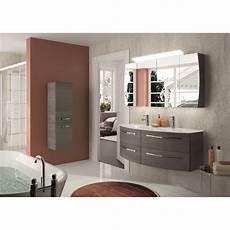 salle de bain et gris meuble de salle de bains image decor gris graphite 130 cm