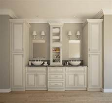 signature vanilla glaze ready to assemble bathroom vanities cabinets bathroom vanities