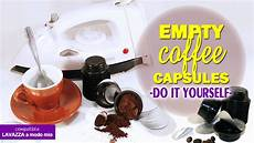 capsule lavazza a modo mio leclerc empty coffee capsules compatible quot lavazza a modo mio quot do it yourself with thermo adhesive