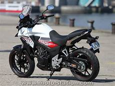 Essai Honda Cb500x A2 2016 Trail Pour Permis Route