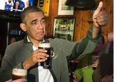bid up drink up obama suggests bartenders hold obamacare happy