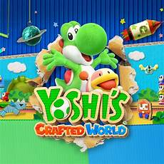 yoshi s crafted world ign