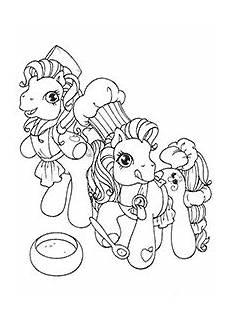 Malvorlagen My Pony My Pony Malvorlagen