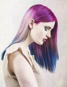 Different Ways To Color Hair cool ways to dye your hair
