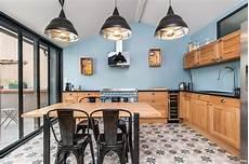 cuisine industrielle style industriel chic d 233 co maison