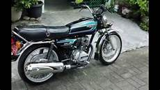 Motor Gl 100 Modifikasi by Modifikasi Motor Honda Gl100