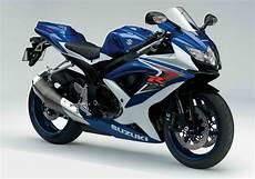2008 Suzuki Gsx R750 Top Speed