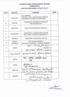 iisd worksheet class 4 portionpapers iisr