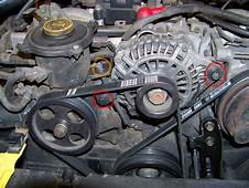 DIY SOHC Timing Belt Change W/ Pics  Subaru Impreza GC8