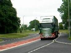 Eddie Stobart Convoy From Airport To M6 Playlist Fan