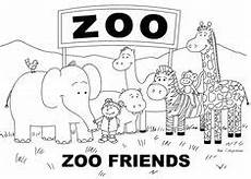 coloring pages of zoo animals 17470 ausmalbilder zootiere tiere zootiere tier zoo und ausmalen f 252 r kinder