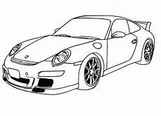 Malvorlagen Auto Porsche Porsche 911 Drawing At Getdrawings Free