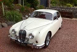 Jaguar MK2 1966  Border Reivers