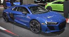 updated 2020 audi r8 makes stateside debut in ny starts
