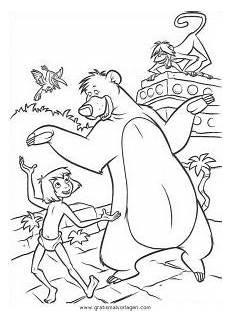 Dschungelbuch Malvorlagen Quest Dschungelbuch052 Gratis Malvorlage In Comic