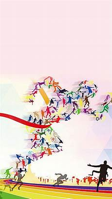 sports related worksheets 15870 flat sports h5 background in 2020 colorful backgrounds balloon background banner design