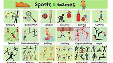 List Of Sports Types Of Sports And In