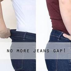 How To Fix Your Waistband No More Gap Hosen