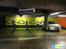 Indigo Parking Vinci Gare Tours Borne De Charge 224 Tours
