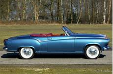 Borgward Ts Cabriolet 1958 Welcome To