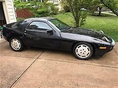 old car repair manuals 1985 porsche 928 spare parts catalogs 1985 porsche 928s black manual stick transmission rare for